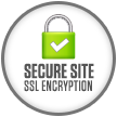 Secure Site - SSL Encryption
